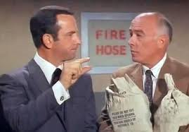 "Many days I wish I could say, like Maxwell Smart, ""I missed it by that much"""